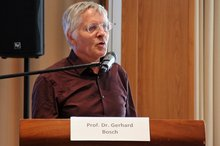 Prof. Dr. Gerhard Bosch